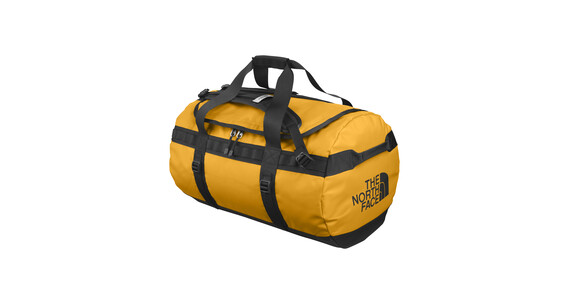 The North Face Base Camp Duffel M tnf yellow/black
